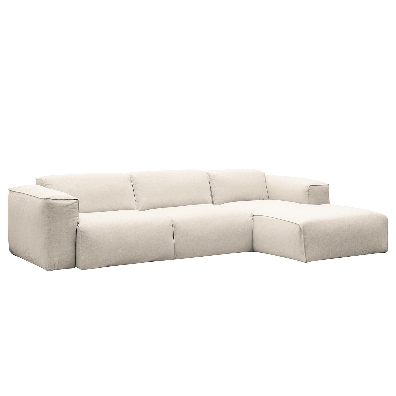 Canapé d'angle Hudson IV Tissu