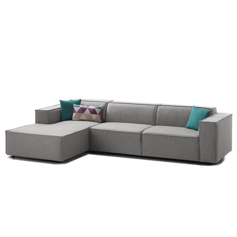 Canapé d'angle Kinx II Tissu
