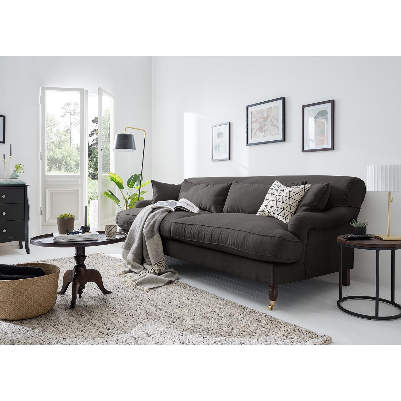 home24 Sofa Stenum (3-Sitzer) Webstoff