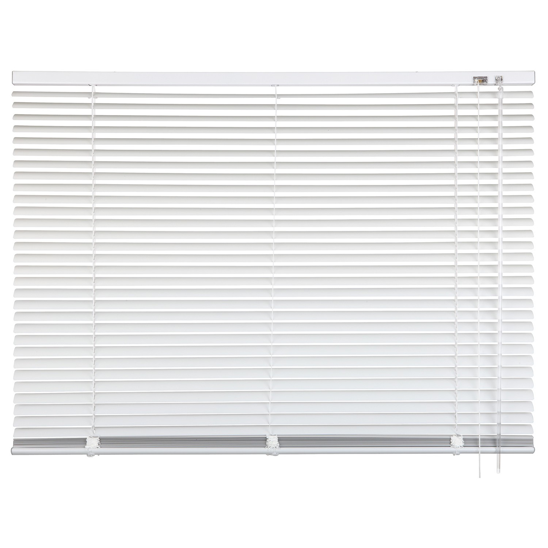 home24 mydeco Jalousie 60x175 cm (BxH) Weiß Aluminium | Heimtextilien > Jalousien und Rollos > Jalousien