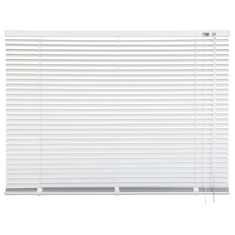home24 mydeco Jalousie 70x130 cm (BxH) Weiß Aluminium | Heimtextilien > Jalousien und Rollos > Jalousien
