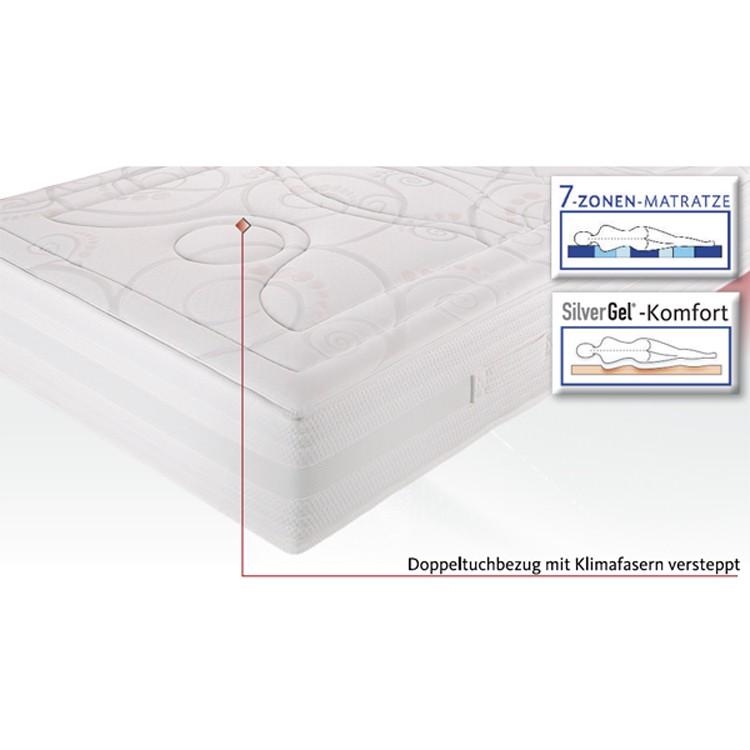 7-Zonen Micro-Taschenfederkern Gel-Matratze Sleep Gel 4