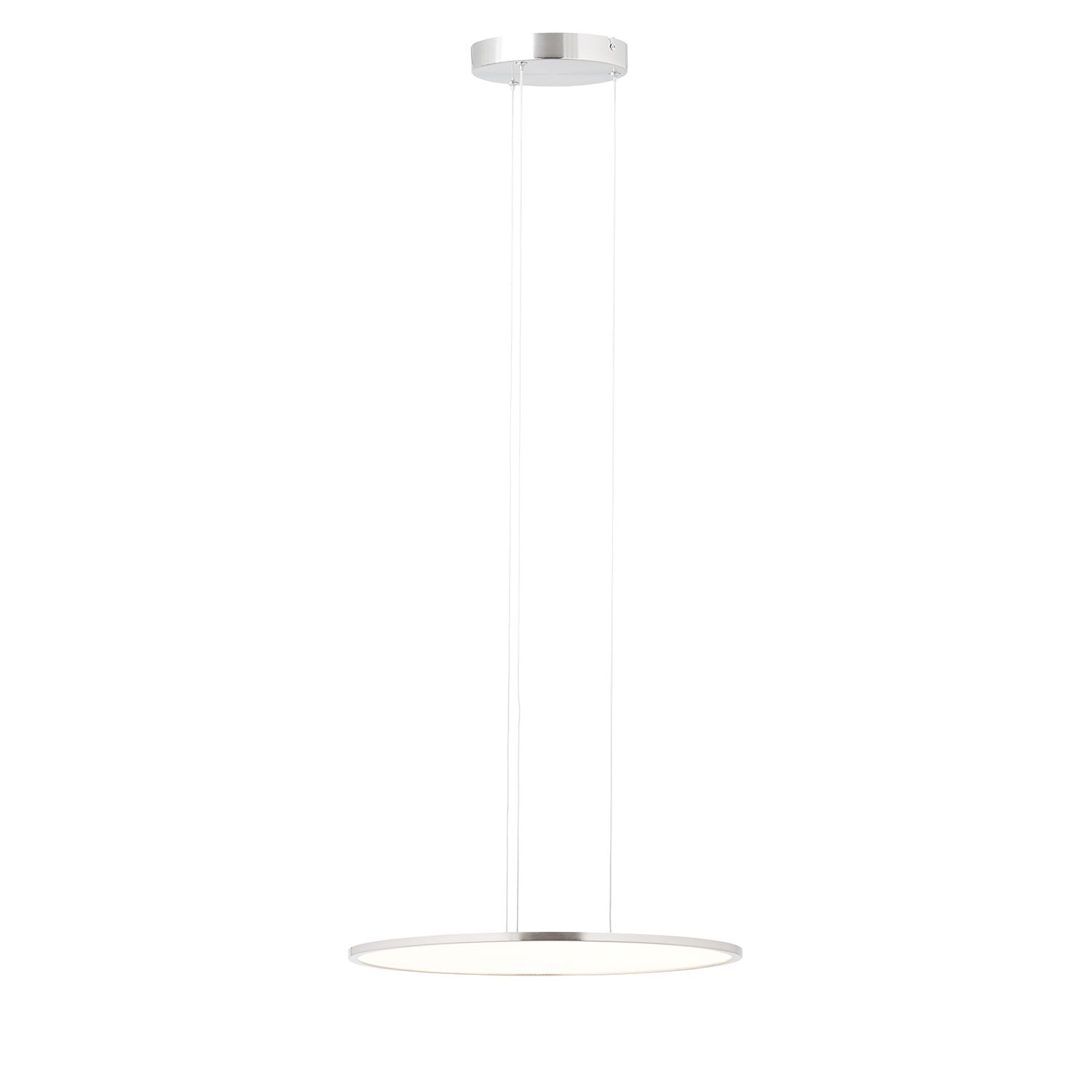 home24 LED-Pendelleuchte Ceres Shine