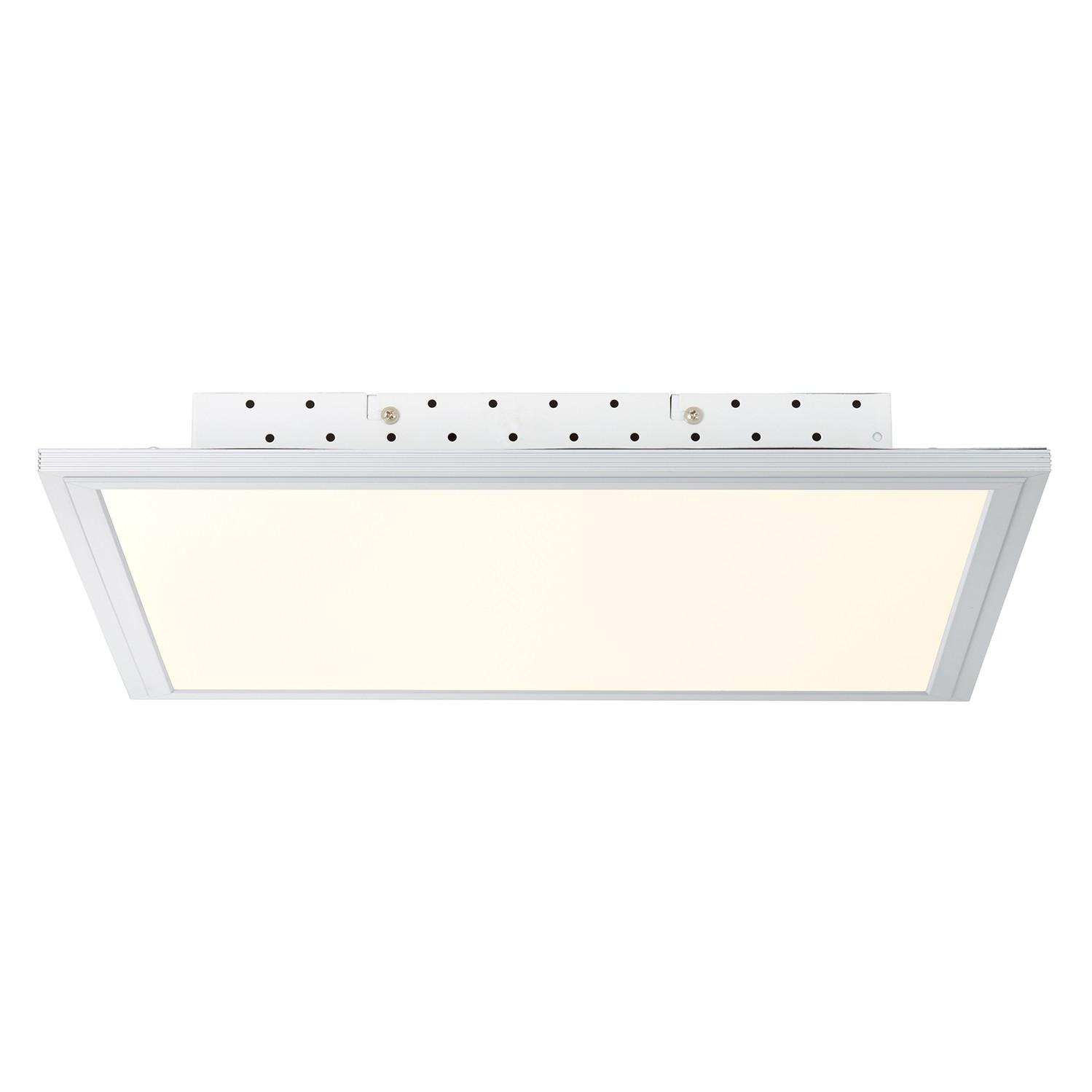 home24 LED-Deckenleuchte Flat I