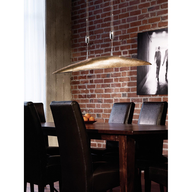 home24 LED-Pendelleuchte Shine-Mussel