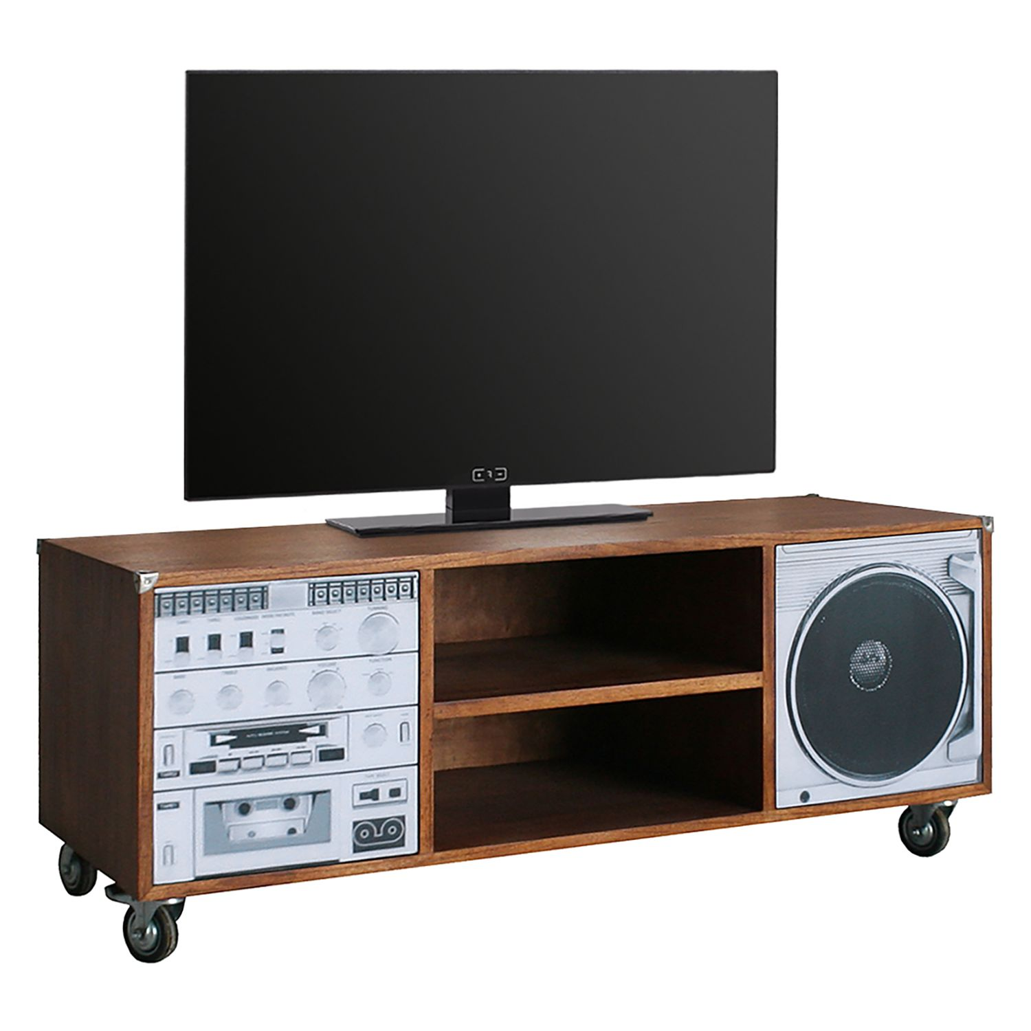 home24 TV-Lowboard Timbre
