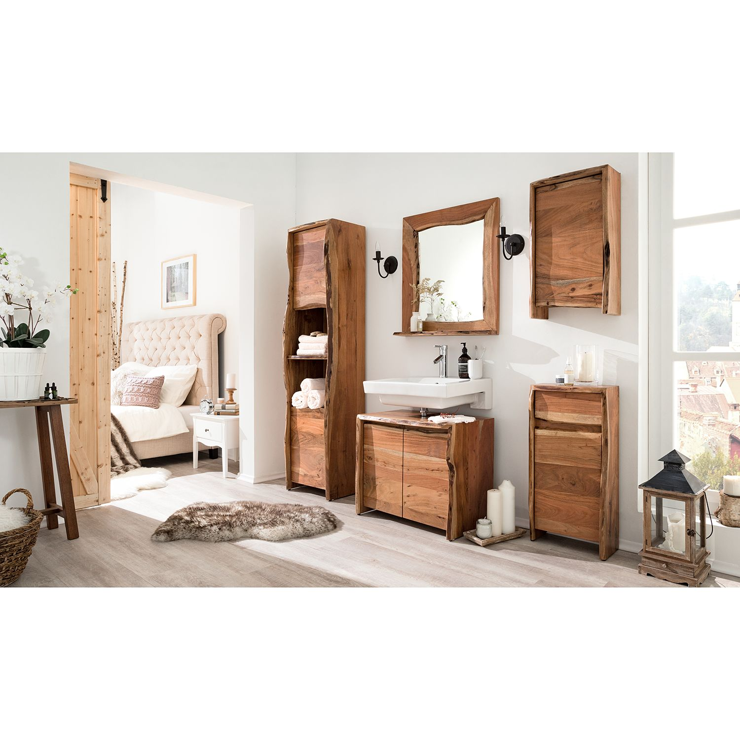 Armoire basse Ashby