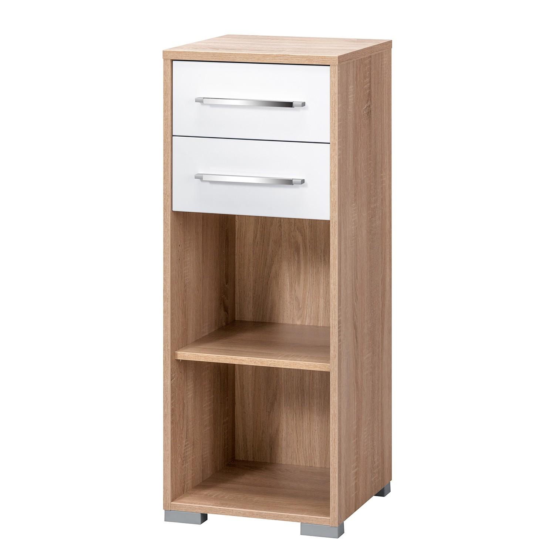 home24 Aktenregal Merit   Büro > Büroregale > Standregale   Braun   Holzwerkstoff   Maja Moebel