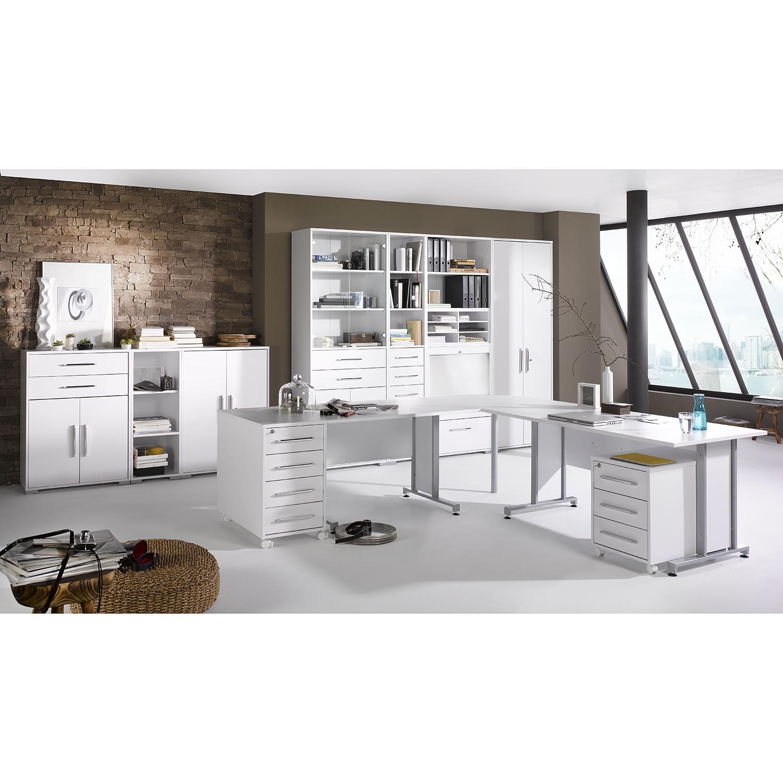 home24 Buerosparset Merit X (12-teilig) | Büro > Büromöbel-Serien | Weiss | Maja Moebel