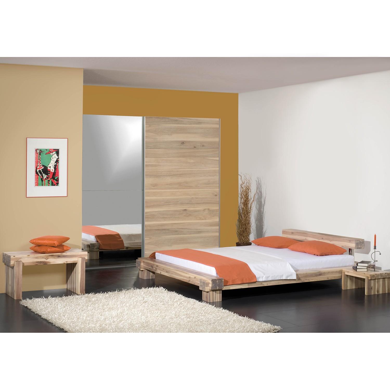 home24 Nachttisch Lota | Schlafzimmer > Nachttische | Beige | Neue Modular