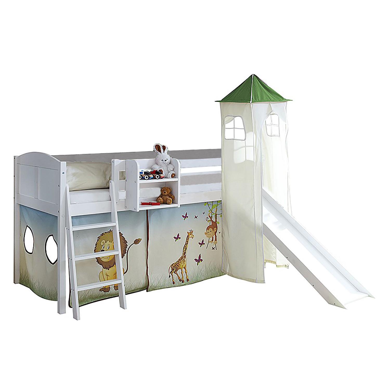 Spielbett Ekki (mit Turm)