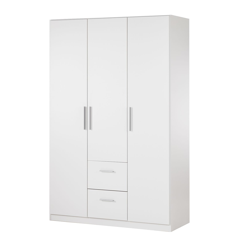 Schlafzimmermöbel - Drehtuerenschrank KiYDOO II - KIYDOO - Weiss