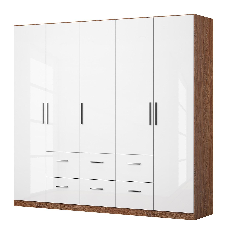 home24 Drehtuerenschrank KiYDOO II | Schlafzimmer > Kleiderschränke | Beige | Holzwerkstoff | KIYDOO