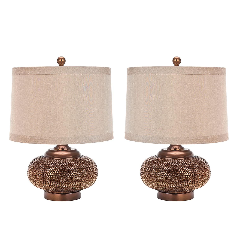 Lampe de table Alexis (lot de 2)