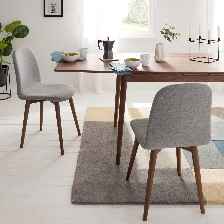 Gestoffeerde stoelen Warka (set van 2), Studio Copenhagen