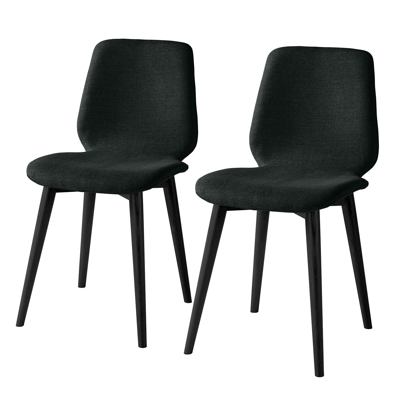 Home24 Gestoffeerde stoelen Wilga (set van 2), Studio Copenhagen