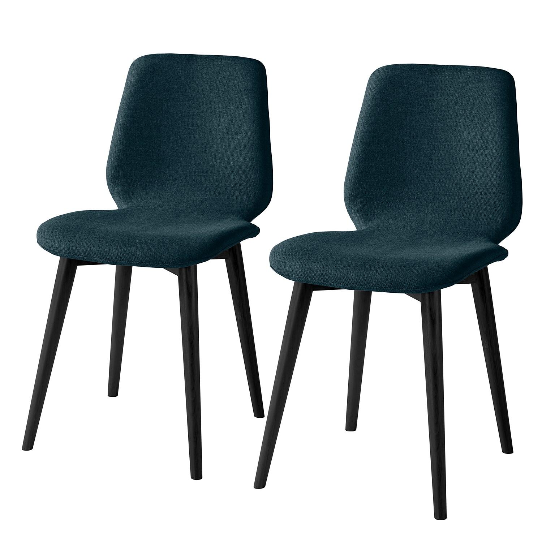 Home24 Gestoffeerde stoelen Wilga (set van 2), home24