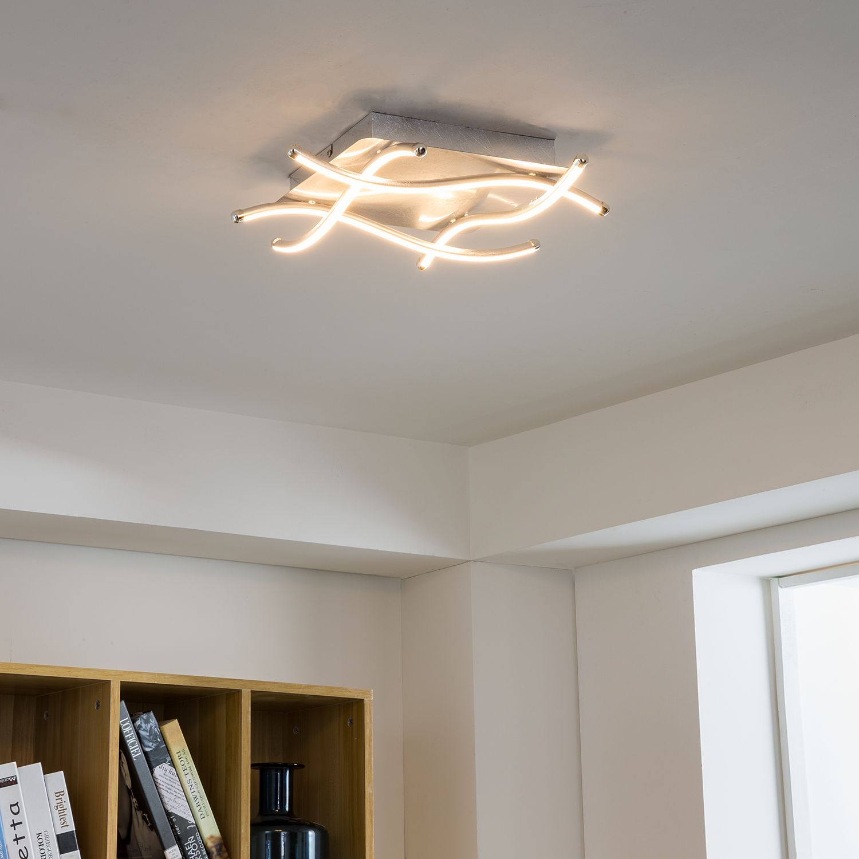 home24 LED-Deckenleuchte Talavera