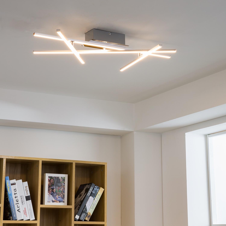 home24 LED-Deckenleuchte Morioka