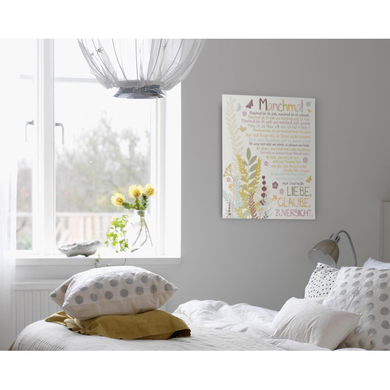 home24 Bild Manchmal | Dekoration > Bilder und Rahmen > Bilder | Reinders