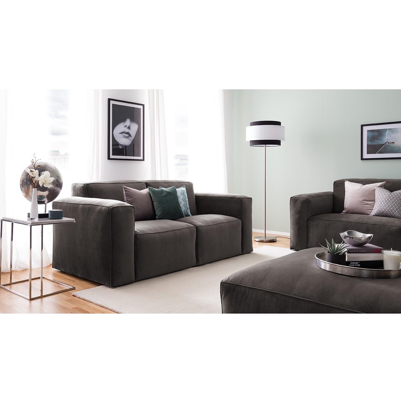 Sofa Greenwich (2-Sitzer) | Wohnzimmer > Sofas & Couches | Grau | Jack und Alice