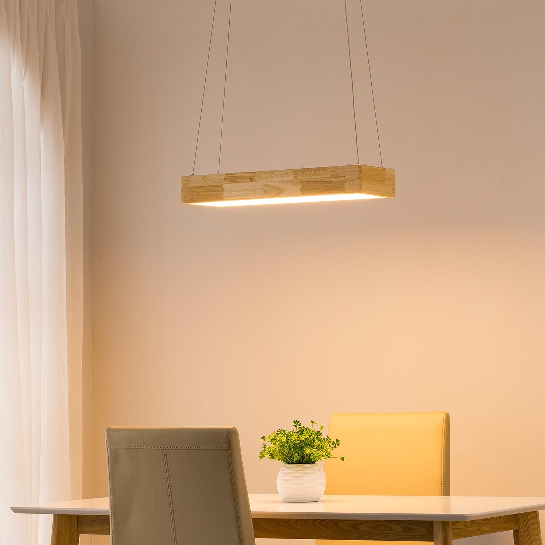 home24 LED-Pendelleuchte Muuko