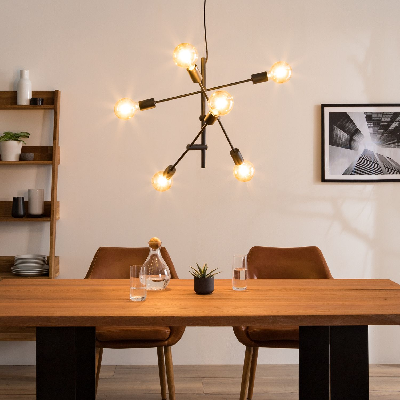 LED-Pendelleuchte Cross