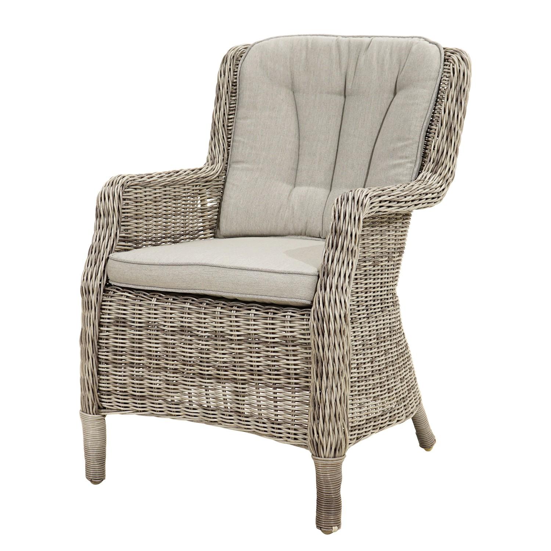 "*NEU*: Lounge-Sessel ""Sahara"" aus Polyrattan, beige"