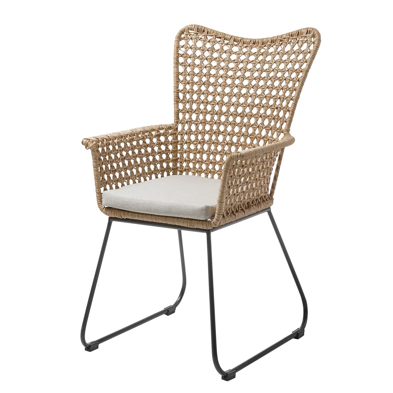 Chaise de jardin Samira