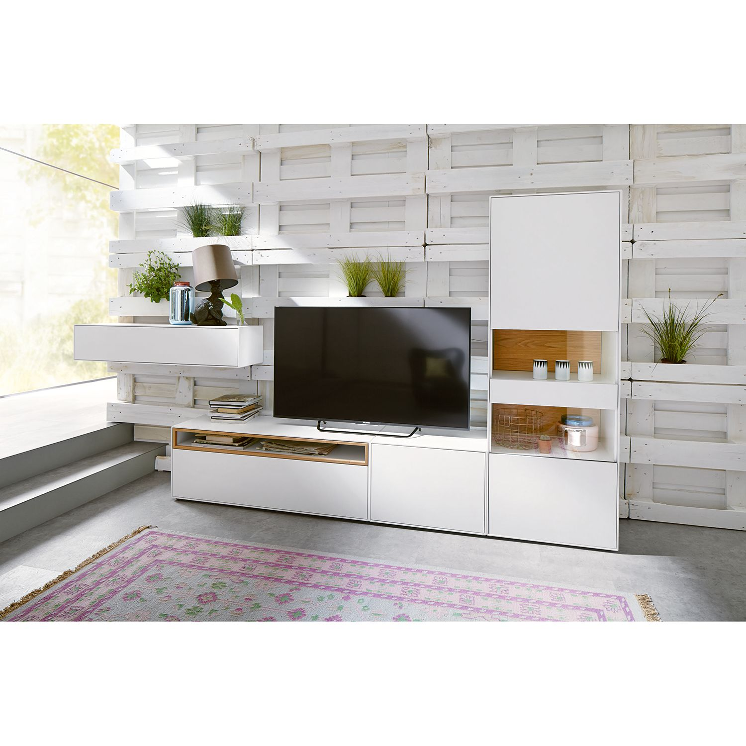 home24 TV-Lowboard Hülsta now easy