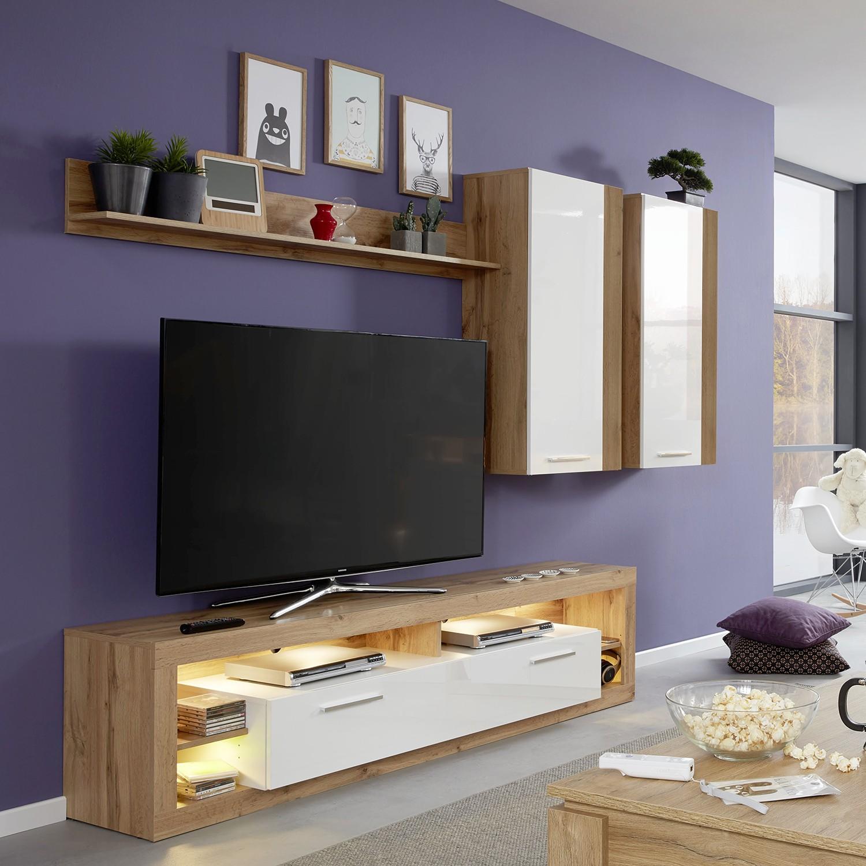 home24 TV-Lowboard Rock