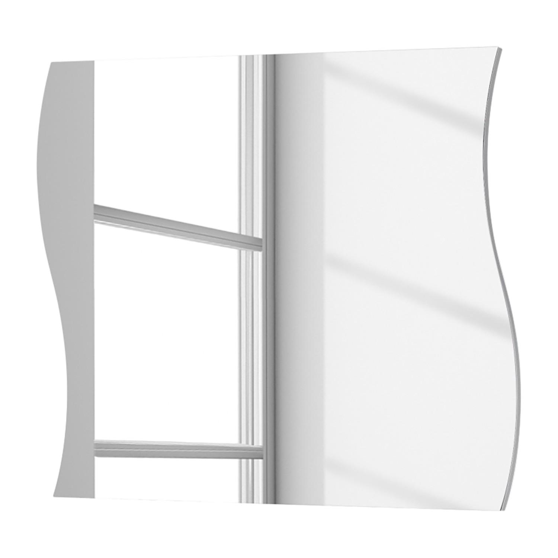 home24 Garderobenspiegel Granvik   Flur & Diele > Spiegel > Garderobenspiegel   Weiss   Holzwerkstoff   loftscape