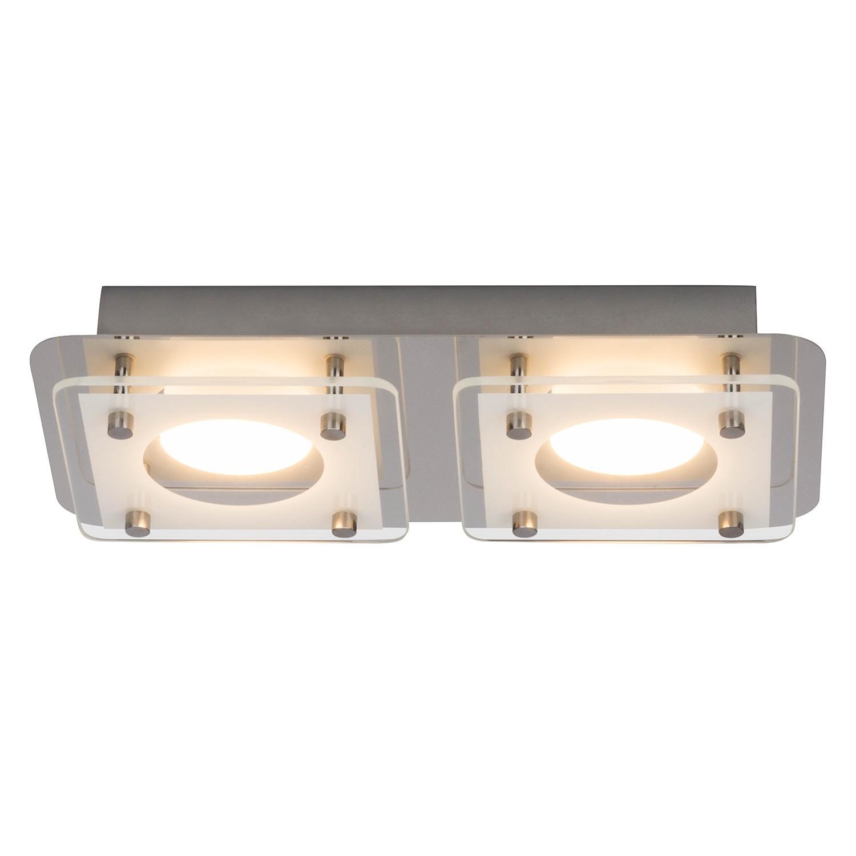 home24 LED-Wandleuchte Charon