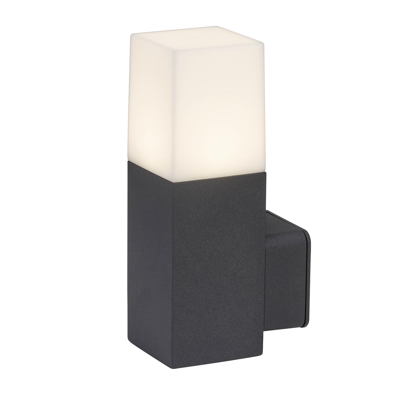 home24 LED-Aussen-Wandleuchte Leguro