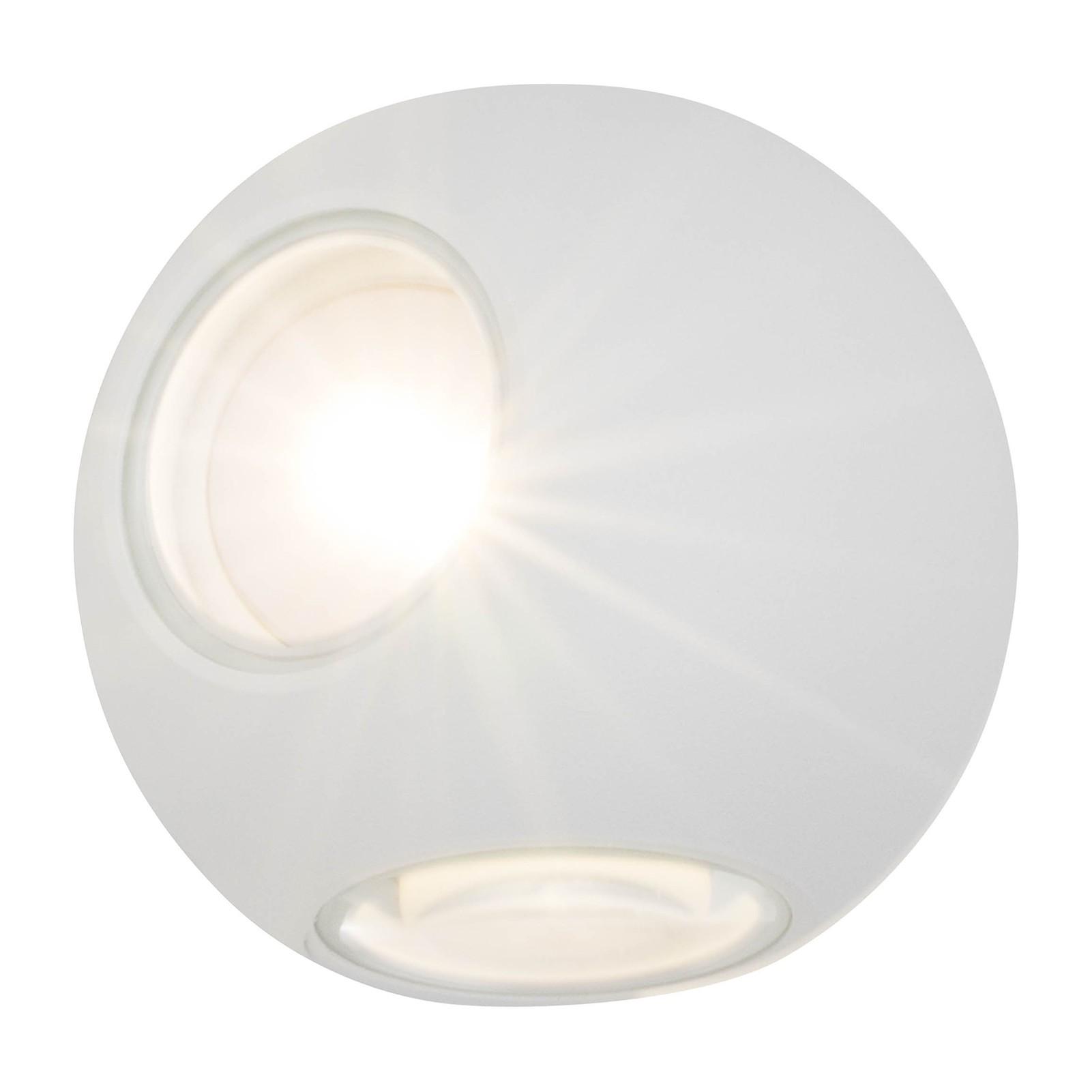 LED-Aussen-Wandleuchte Gus