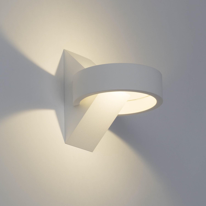 home24 LED-Wandleuchte Yul