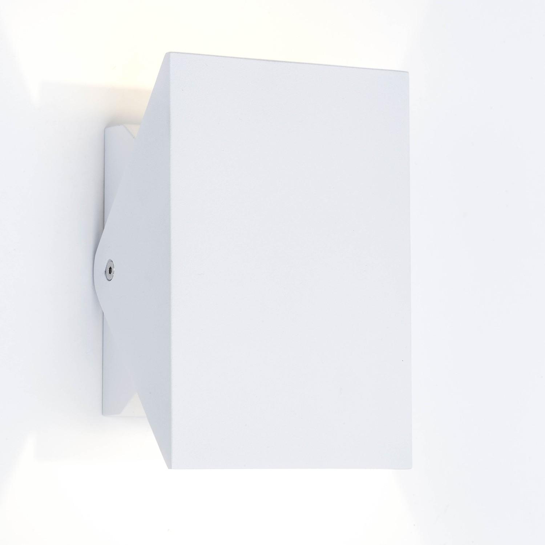 home24 LED-Wandleuchte Quillan