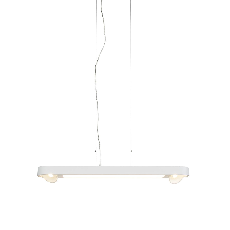 home24 LED-Pendelleuchte Leca