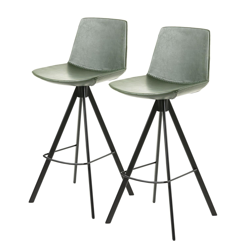 home24 Barstuhl Fast (2er-Set) | Küche und Esszimmer > Bar-Möbel | Siehe shop | Red Living