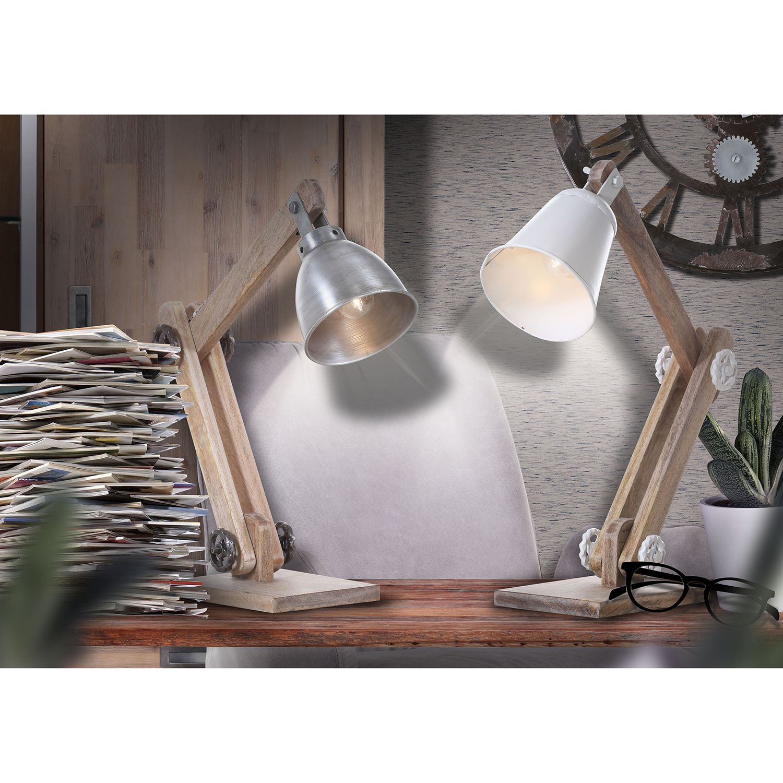 Home24 Tafellamp Bulb, Ridgevalley