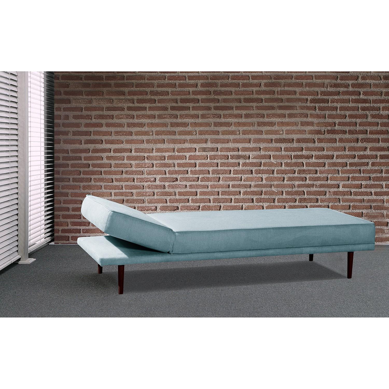 Relaxliege Lenora | Wohnzimmer > Sessel > Relaxliegen | Blau | Moerteens