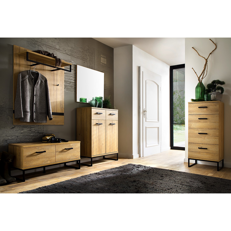 home24 Garderobenbank Krokby | Flur & Diele > Garderoben > Garderobenbänke