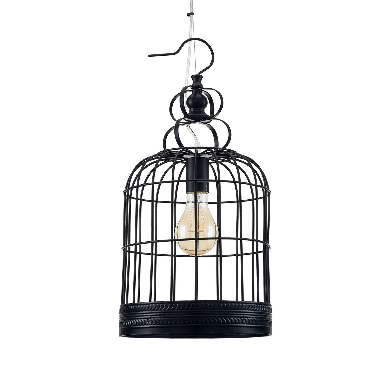 home24 Pendelleuchte Cage