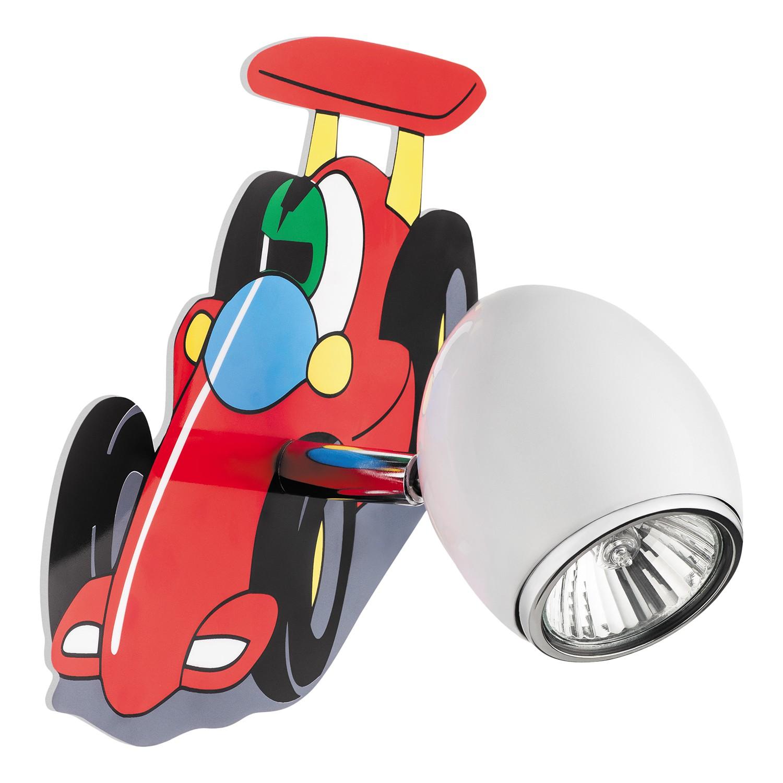 home24 LED-Wandleuchte Car