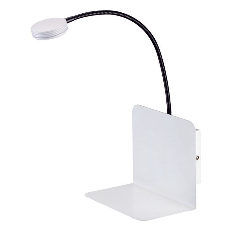 home24 LED-Wandleuchte Arles I