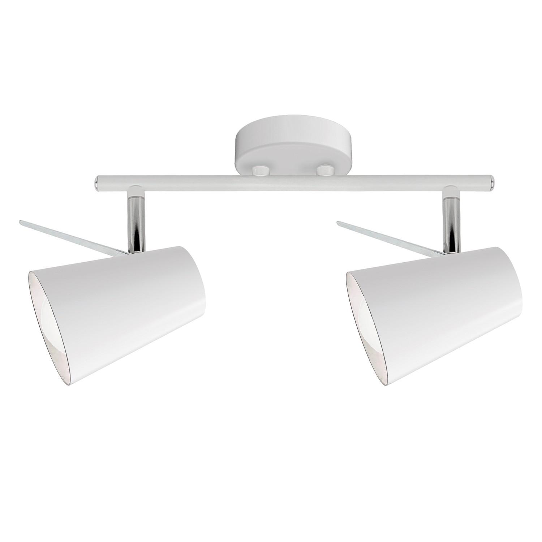 home24 Deckenleuchte Astrid   Lampen > Deckenleuchten > Deckenlampen   Weiss   Spot Light