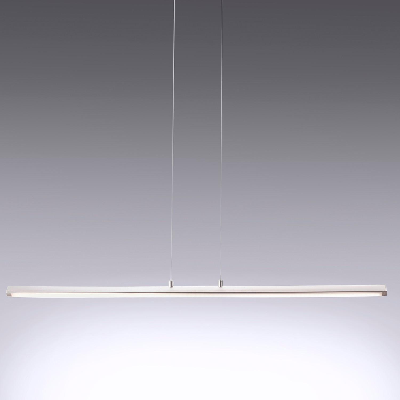 home24 LED-Pendelleuchte Amilia
