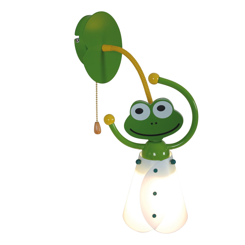 Applique murale enfant Frog