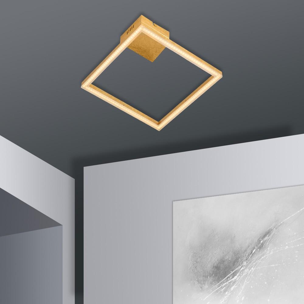 home24 LED-Deckenleuchte Siena I