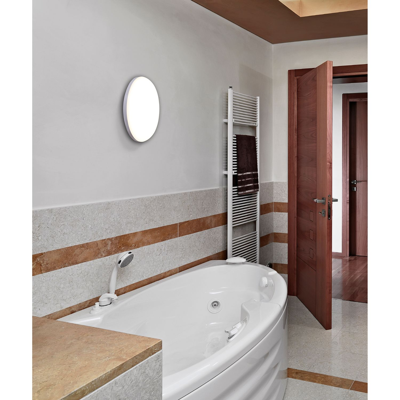 Home24 LED-plafondlamp Garda, Naeve